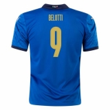 Italy #9 Belotti Home Jersey 2020