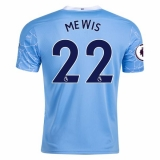 Manchester City #22 Mewis Home Jersey 20/21