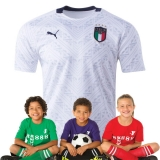 Kid's Italy Away Suit 2020 (Customizable)